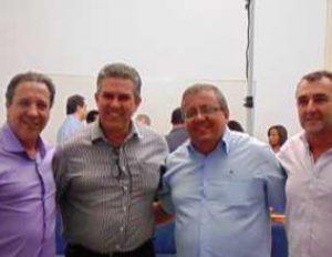 Prefeitos debatem questões do Cis-Serra com o governador