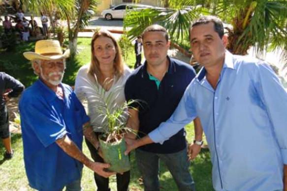 A Secretaria de Meio Ambiente de São Sebastião do Alto realiza mobilização pelo o dia mundial de meio ambiente