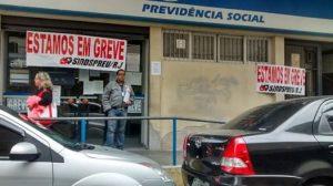 Greve fecha agência do INSS em Friburgo por tempo indeterminado