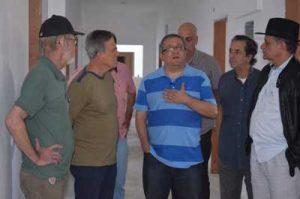 Deputado Federal Luiz Carlos Ramos visita Macuco e Cordeiro