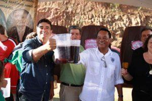 Varre-Sai celebrou os 40 anos do Festival do Vinho