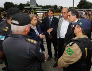 Brasil Integrado prende 67 pessoas em duas semanas