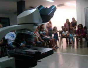 Diversão e conhecimento nas férias do Museu Ciência e Vida