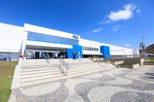 P&G inaugura fábrica nas proximidades do Arco Metropolitano