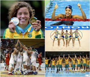 Balanço: desempenho no Pan credencia Brasil para brigar pelo top 10 em 2016