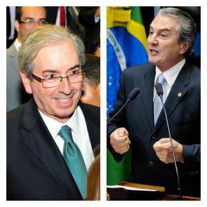 PGR denuncia Cunha e Collor por envolvimento no esquema da Lava Jato