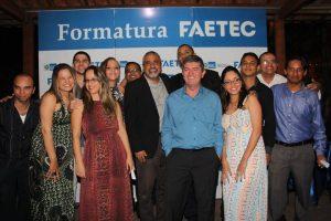 CVT Macaé comemora 3 anos e Christino Áureo defende ampliação do ensino técnico do Estado