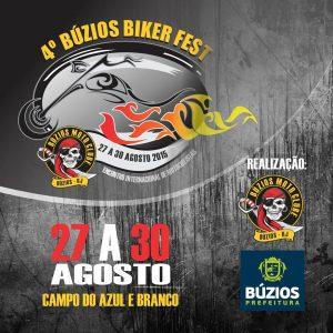 4° Búzios Biker Fest começa na próxima quinta-feira