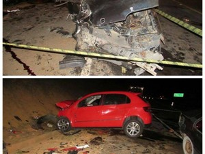 Morre motorista envolvido no acidente de carro que matou bebê de 3 meses