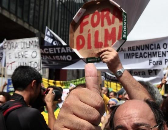 Protesto pelo impeachment de Dilma ocorrerá em 272 cidades, segundo organizador