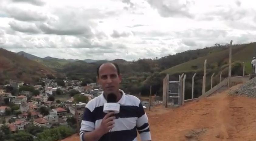 Torre de Celular chega aos distritos de Ipituna e Valão