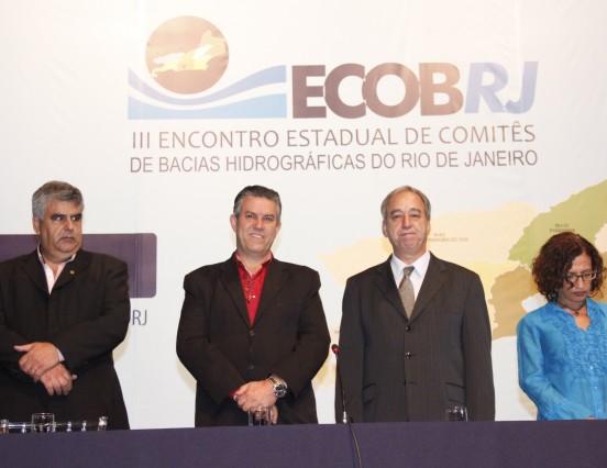 Começa em Nova Friburgo o Terceiro Encontro Estadual dos Comitês de Bacia Hidrográfica do Rio de Janeiro