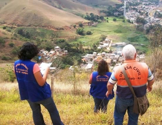 Defesa Civil de Cordeiro convoca Serviço Geológico Estadual para reavaliação de área de risco no município