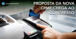 Governo propõe nova CPMF de 0,20% para valer até o fim de 2019