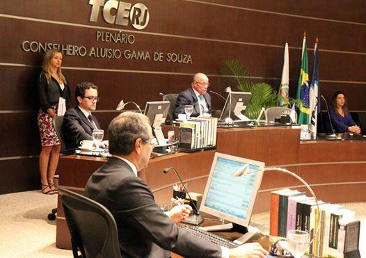 TCE-RJ APROVA CONTAS DE 2014 DE CANTAGALO
