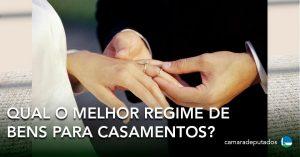Comissão aprova permissão para mudança do regime de bens em casamentos anteriores a 2003