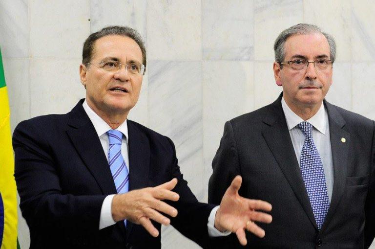 Senado 'congela' pautas polêmicas de Cunha