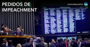 Oposição cobra definição da Câmara sobre regras para processo de impeachment