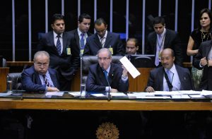 Impeachment: Cunha, Plenário decidirá sobre crime de 1º mandato