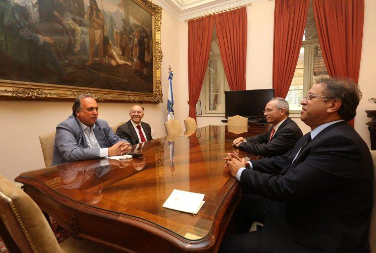 Pezão reúne governadores e anuncia proposta de reforma para o país