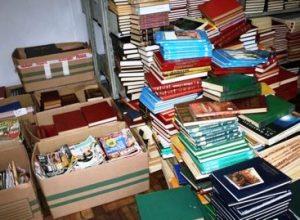 Departamento de Cultura recebe dois mil livros em Macuco
