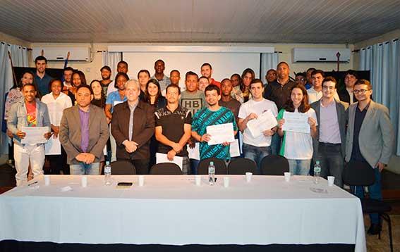 Cordeiro sedia encontro de Agentes de Desenvolvimento da Região Serrana
