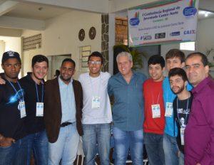 Leandro Monteiro participa de fórum de valorização dos municípios