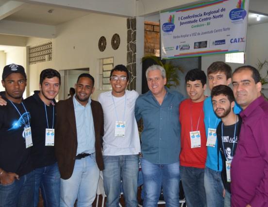 Cordeiro sedia a 1ª Conferência Regional da Juventude