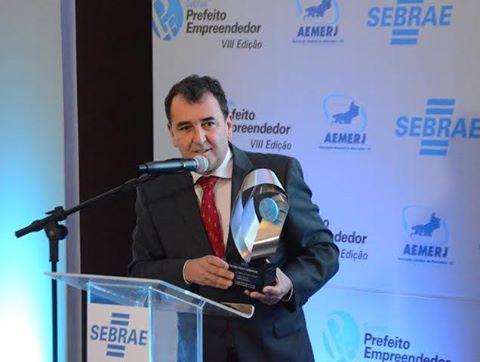 Valorização dos pequenos negócios leva Saulo Gouvea a concorrer novamente ao 'Prefeito Empreendedor'