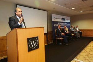 Pezão defende investimentos na Região Metropolitana, durante encontro promovido pelo Banco Mundial