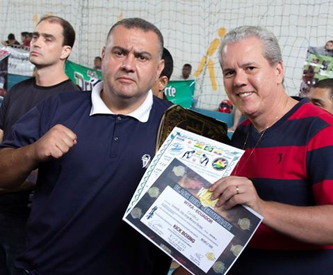 Cordeirenses se destacam no 6º Campeonato Brasileiro de Muay Thai e Kikboxing