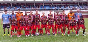 Festa do futebol no feriado da Consciência Negra em Macuco