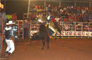 Chuva não tira o brilho do Macuco Rodeio Festival
