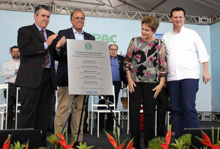 Governo do Rio entrega mais 300 moradias em Nova Friburgo