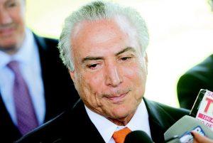 De olho na reeleição, Temer recebeu Paes, Pezão e Cabral