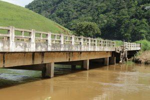 Chuva provoca estragos e deixa oito pessoas desalojadas em Macabu