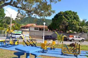 Prefeitura do Carmo Inaugura Academia da Terceira Idade