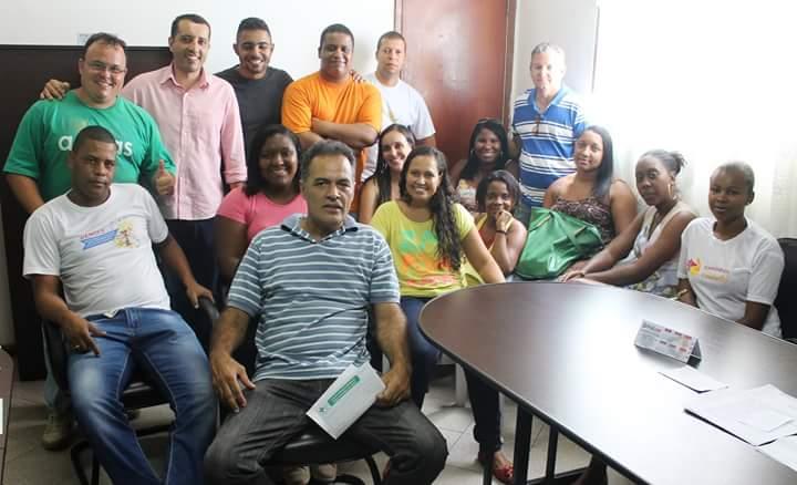 Sinal de alerta contra a dengue em Macuco