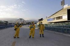 Rio intensifica combate ao Aedes aegypti no sambódromo