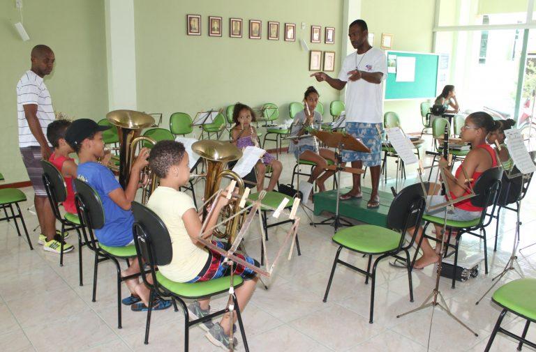 O futuro da música erudita em Macuco