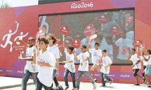 Tocha olímpica percorrerá 42 cidades fluminenses