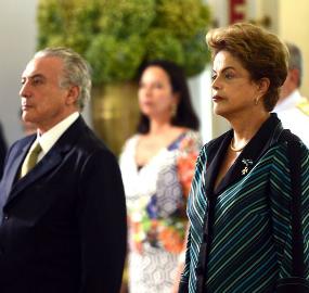 """Dilma e Temer: acusações da oposição são """"temerárias"""""""