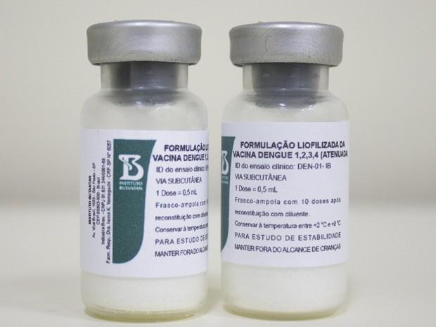 Vacina contra dengue do Butantan inicia última fase de testes