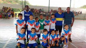 Cantagalo vence em uma e empata em duas categorias na abertura da Copa Cidade de Euclides de Futsal