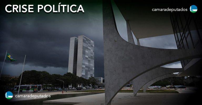 Gravação de telefonema entre Lula e Dilma repercute entre deputados