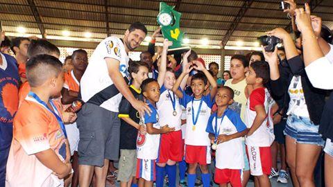 Oito equipes da região fazem a Copa Cidade de Euclides de Futsal