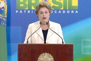 Datafolha: sobe para 68% apoio à saída da presidente Dilma