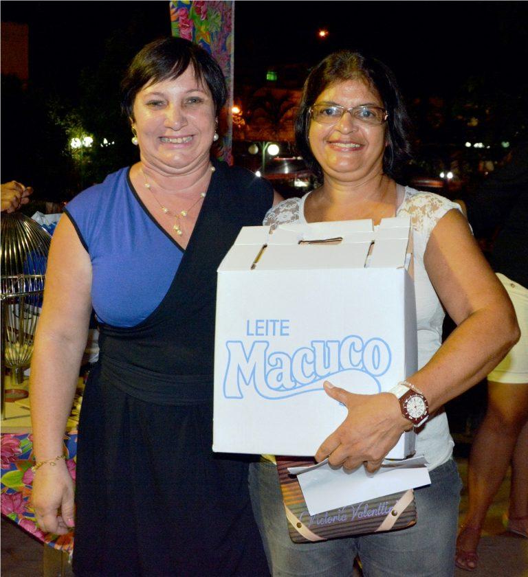 Festa em homenagem às mulheres foi um sucesso em Macuco