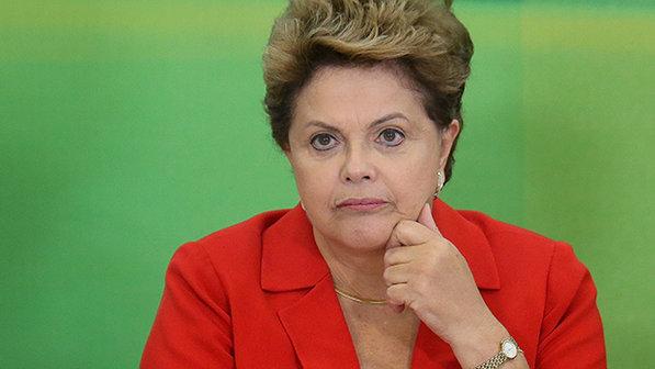 Dilma é notificada sobre eleição da comissão do impeachment