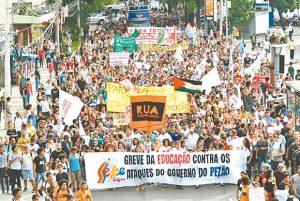 Servidores vão fazer manifestação em frente à Alerj na próxima quinta-feira